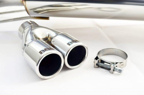 BBR MX-5 ND Grand Tourer Rear Silencer Tailpipes