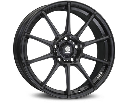 BBR MX-5 NC ND OZ Sparco Assetto Gara Matt Black Alloy