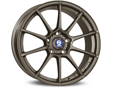 BBR MX-5 NC ND OZ Sparco Assetto Gara Matt Bronze Alloy