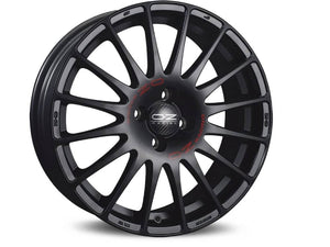 BBR MX-5 ND OZ Superturismo GT Matt Black Alloy