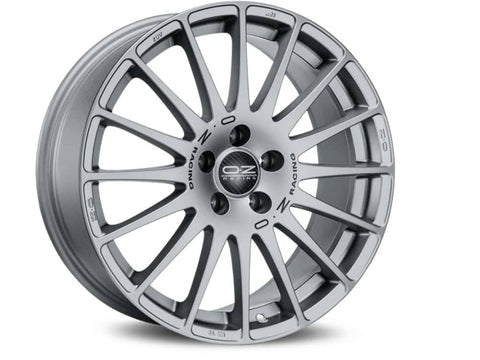 BBR MX-5 ND OZ Superturismo GT Grigio Corsa Alloy