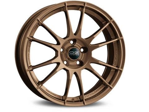 BBR MX-5 ND OZ Ultraleggera Wheel and Tyre Package Matt Bronze