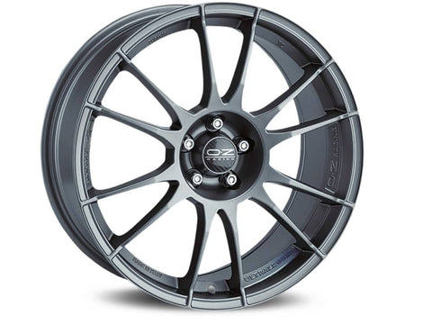 BBR MX-5 ND OZ Ultraleggera Wheel and Tyre Package Matt Graphite Silver