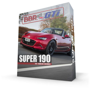 BBR MX-5 ND StarChip EcuTek Pro Ecu Super 190