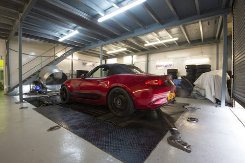 BBR MX-5 ND StarChip Software Update