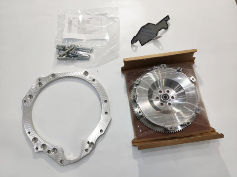 BBR MX-5 ND NC Gearbox Conversion Set