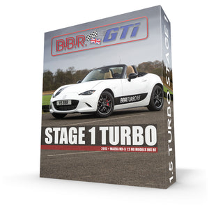 BBR MX-5 ND Stage 1 Turbo 1.5