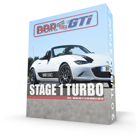 BBR MX-5 ND Stage 1 Turbo 2.0