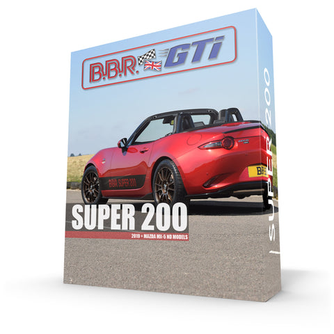 BBR MX-5 ND Super 200 - 2019 on 184 PS