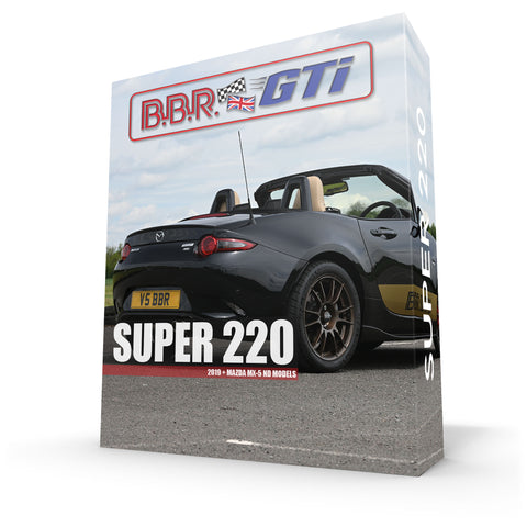 BBR MX-5 ND Super 220 - 2019 on 184 PS