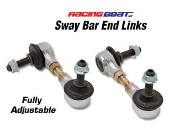 BBR MX-5 NC Racing Beat Sway Bar End Links