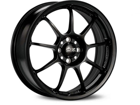 BBR MX-5 NC ND OZ Alleggerita Matt Black Alloy