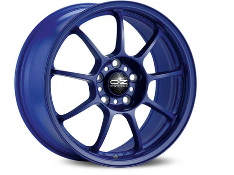 BBR MX-5 NC ND OZ Alleggerita Matt Blue Alloy