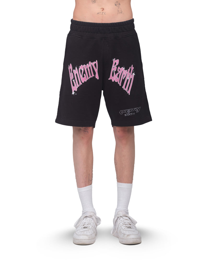 Enemy Earth Logo Shorts