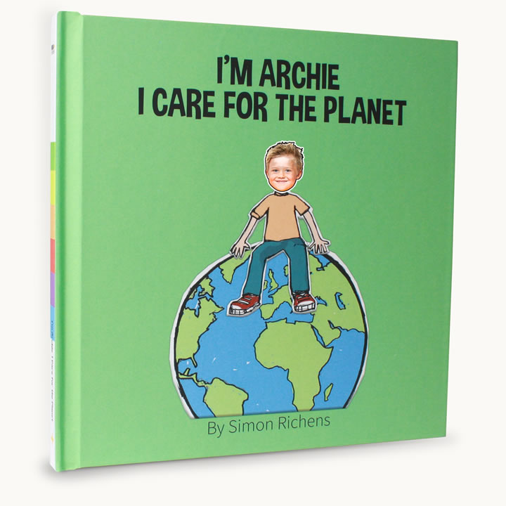 care for planet book