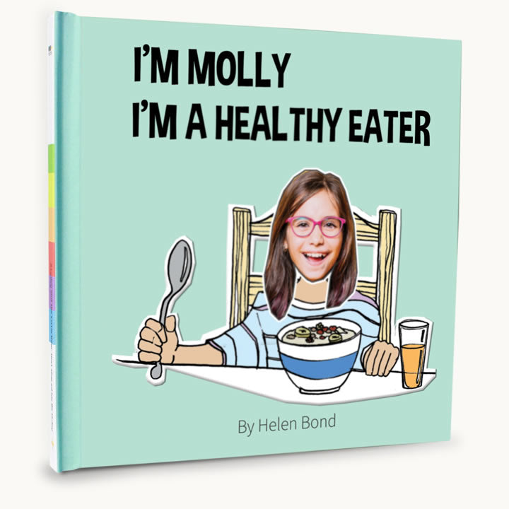 child healthy eating book