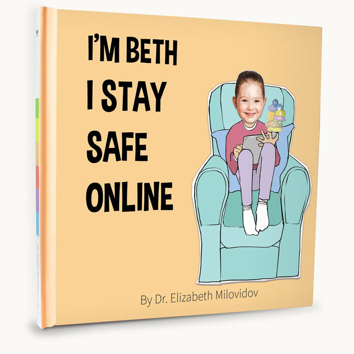 child internet safety book