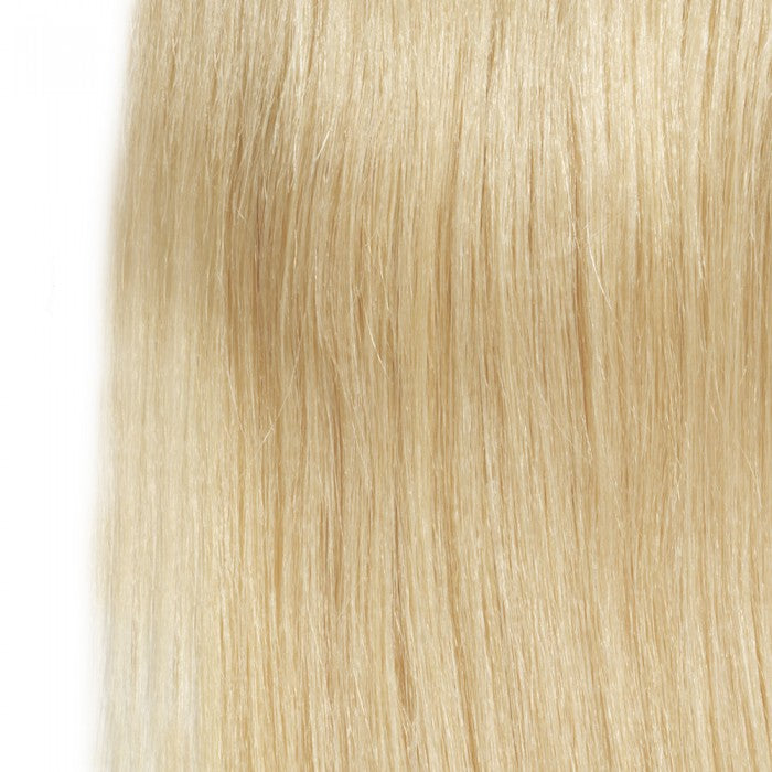 Straight Lace Closure Blonde