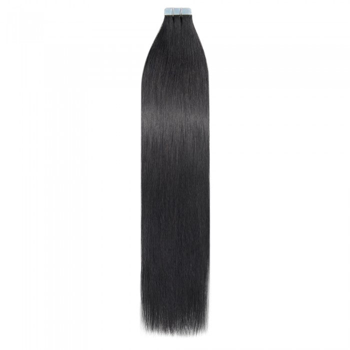 Straight Extension Natural Black