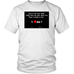 District Unisex Shirt: Self Love