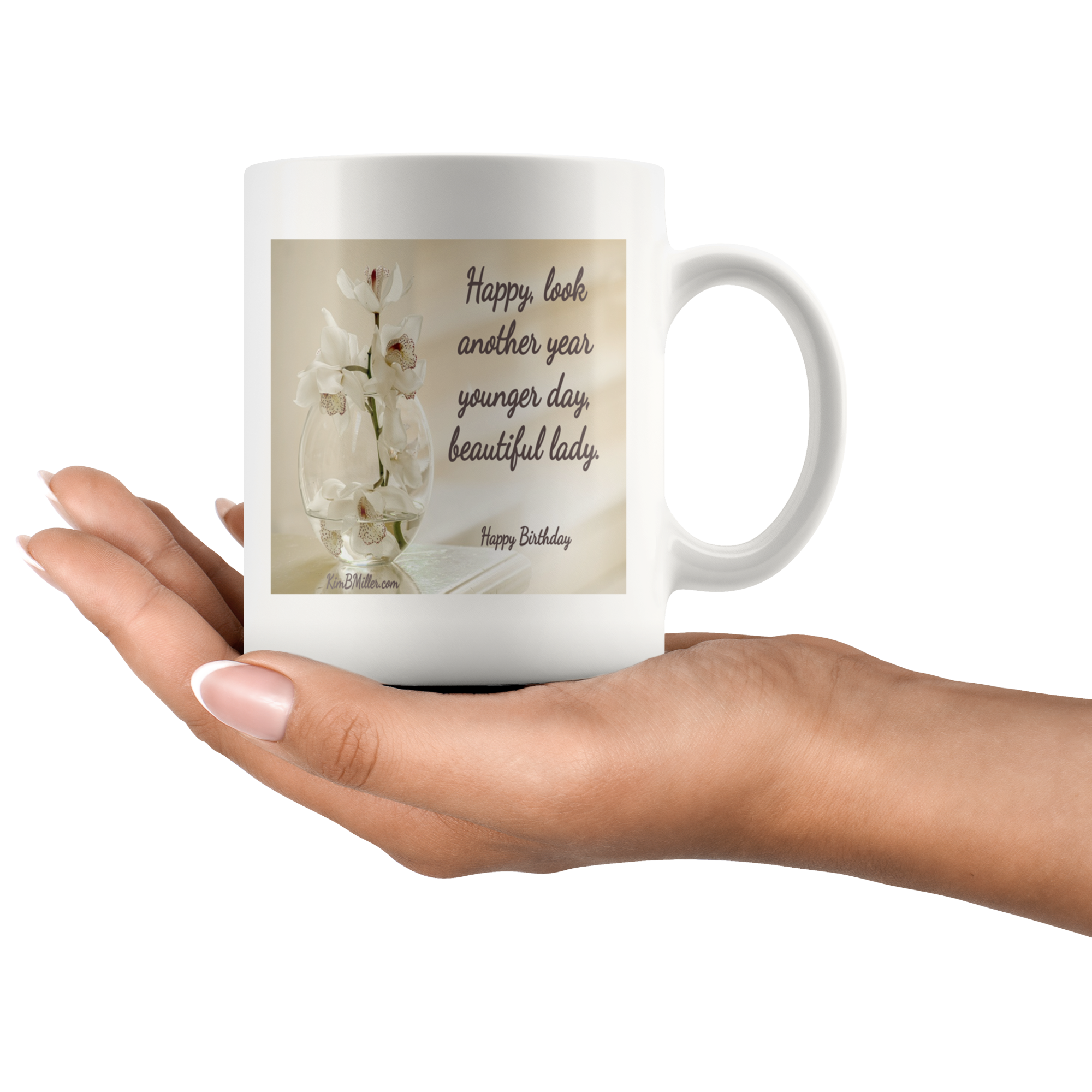 Mug: Beautiful Lady