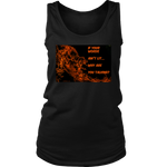 District Women's Tank: Lit