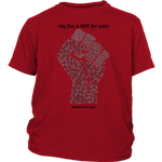 District Youth Shirt: Fist