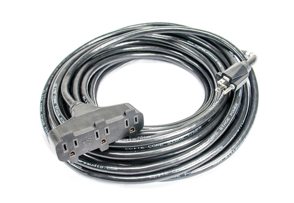 Elite Core SPTT-12-50 Stage Power Triple Tap 12 AWG 50'