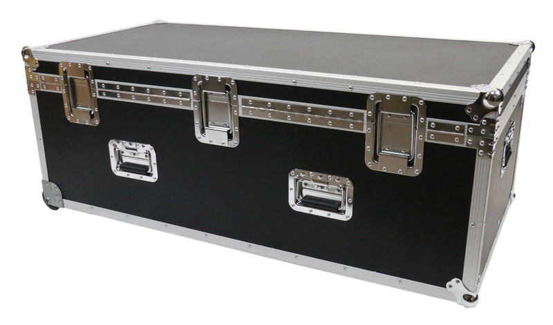 OSP ATA-RUC2LC Rolling Utility Case w/2 Long Compartments