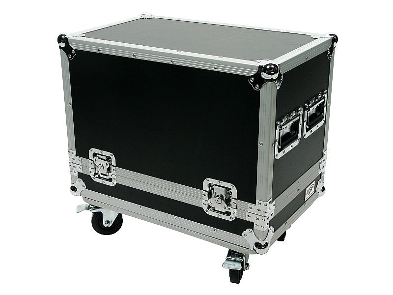 "OSP Road Touring ATA Flight Case for a Fender Deluxe Reverb Amp w/4"" wheels ATA-DELUXE-REV"