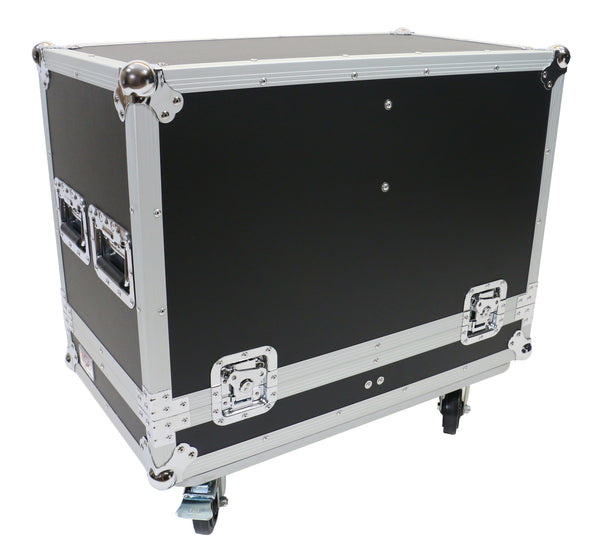 OSP ATA-PRX710 ATA Case for 2 JBL PRX710 Speakers
