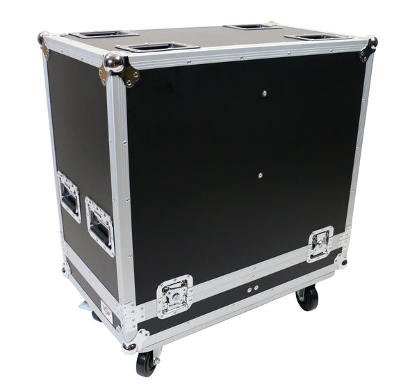 OSP ATA-PRX712 ATA Case for 2 JBL PRX712 Speakers