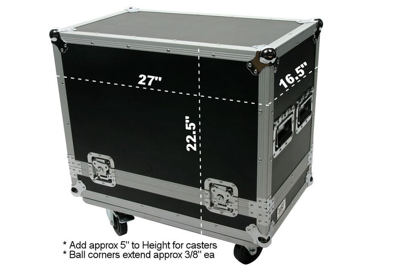 OSP ATA-VIBROLUX-REV ATA Case for Fender Vibrolux Reverb