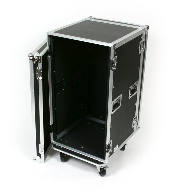 OSP RC20U-20 20 Space ATA Amp Rack w/Casters