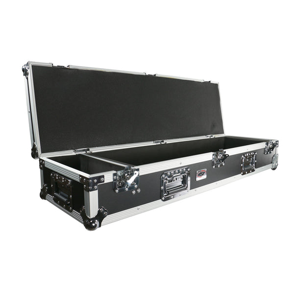 OSP ATA-VR-09-WC Road Tour Case with Recessed Casters for Roland VR-09