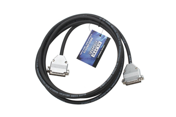 Elite Core DB25-DB2510 25-pin Analog D-Sub Cable - 10'