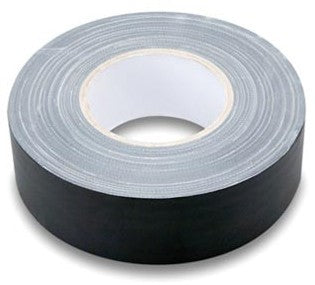 "PRO-GAFF GAFFER'S TAPE -2"" x 55 YARDS-BLACK"