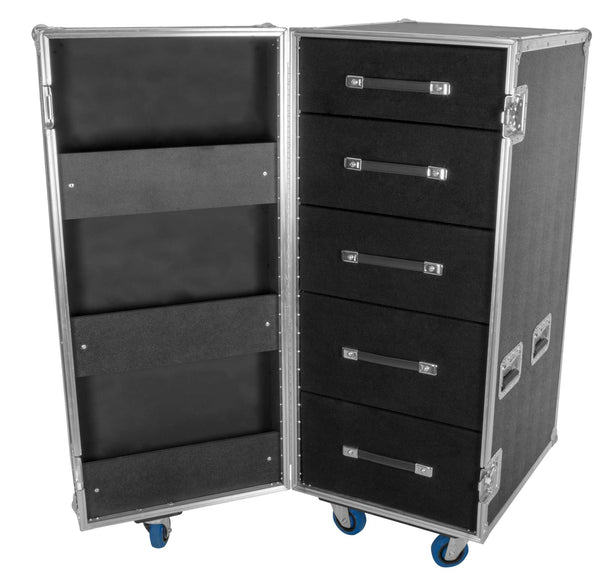 Kangaroo KC-5DWR-WB USA Built 5 Drawer Work Box
