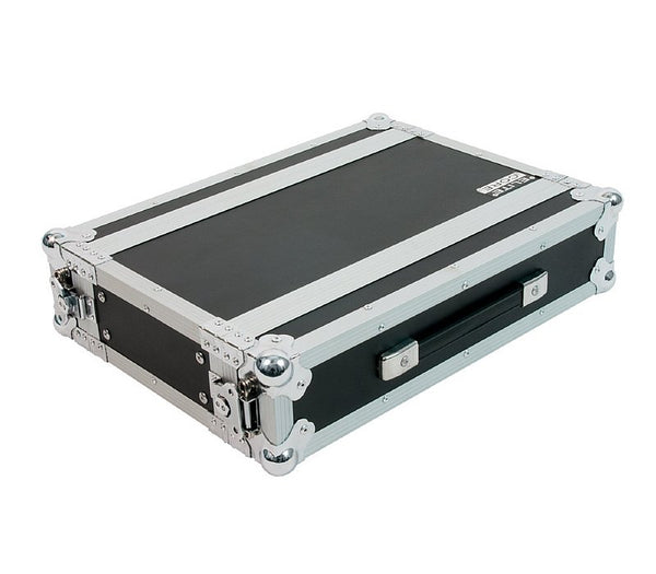 "Elite Core 2 Space 2u Short 10"" Depth 19""wide Effects Rack Road Tour Flight Case RC2U-10"