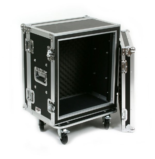 OSP SC12U-12 12 Space ATA Shock Effects Rack w/Casters