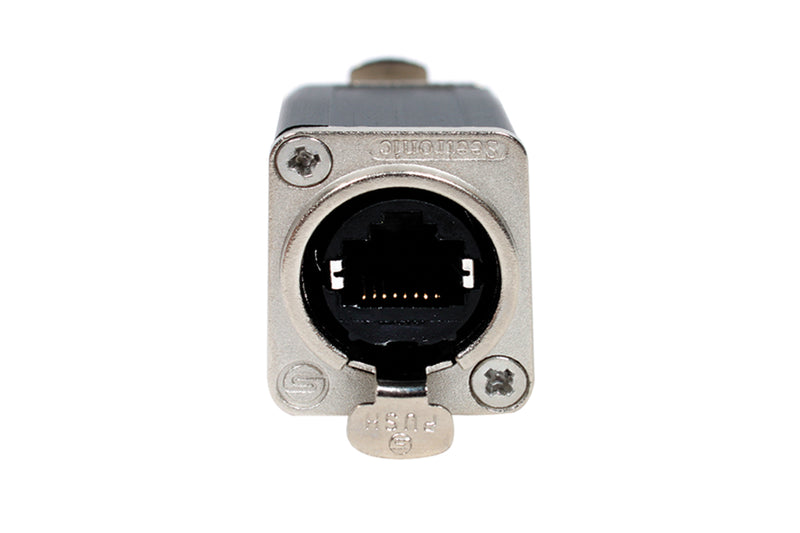 Seetronic SE8FF-X Tactical Ethernet Coupler