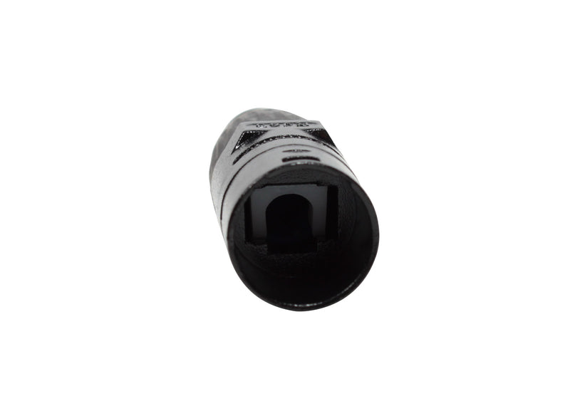 Seetronic SE8MC-1 RJ45 Protective Cable End, Black