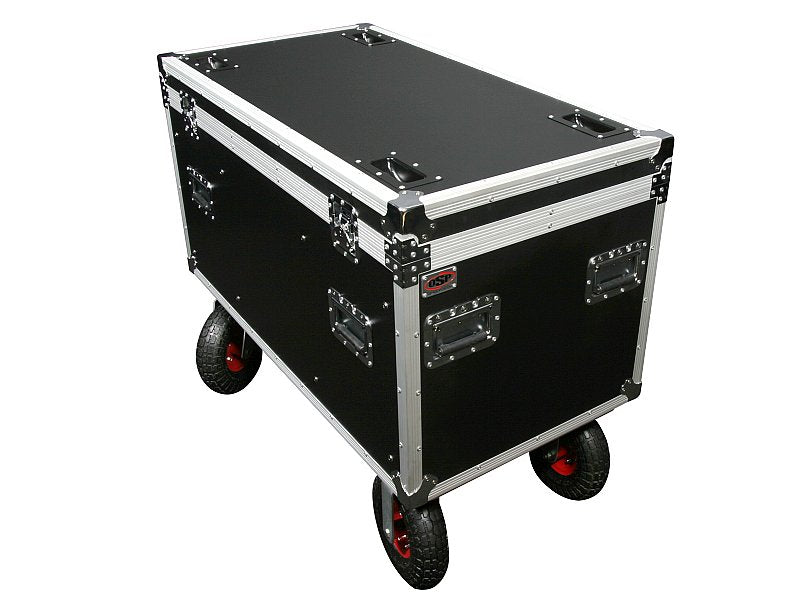 "OSP 45"" All-Terrain Transport Utility Case with Dividers and Tray TC4524-30-AT"