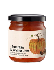 Pumpkin & Walnut Jam