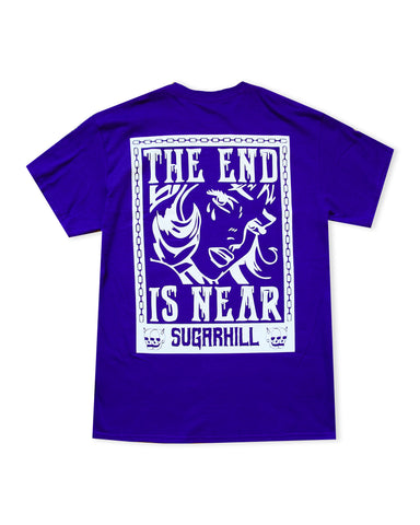BEASTS PURPLE TEE