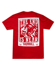 BEASTS RED TEE
