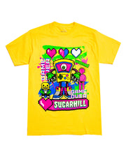 GAMES YELLOW TEE