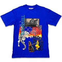 CABANA GRAPHIC TEE (BLUE)