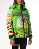 LEMON LIME FIELD TRIP PUFFER