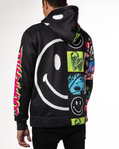 DAYDREAMS FULL ZIP HOODIE